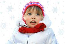 Free Winter Portrait Stock Photo - 4895570
