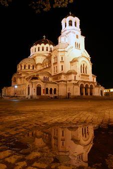 Free Alexander Nevsky Cathedral Stock Photo - 4895700