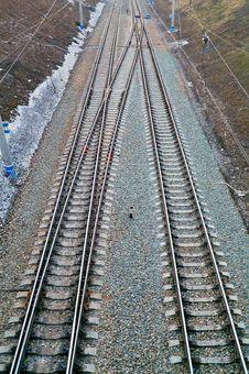 Free Railroad Stock Image - 4897441