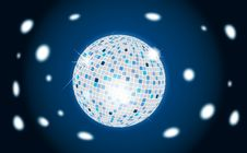 Free Disco Ball Royalty Free Stock Photos - 4897508