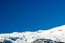 Free Ski Resort Royalty Free Stock Photography - 4897547