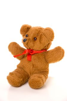 Free Teddy Bear Royalty Free Stock Photos - 4897738