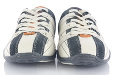 Free New Sneakers Royalty Free Stock Images - 4899399