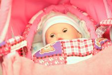 Free Pretty Doll Royalty Free Stock Image - 4899406