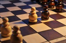 Free Chess Pawn Royalty Free Stock Images - 4899809