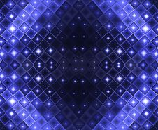 Free Abstract Blue Lights Stock Photography - 4899862