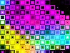 Free Multicolored Lights Royalty Free Stock Photos - 4899948