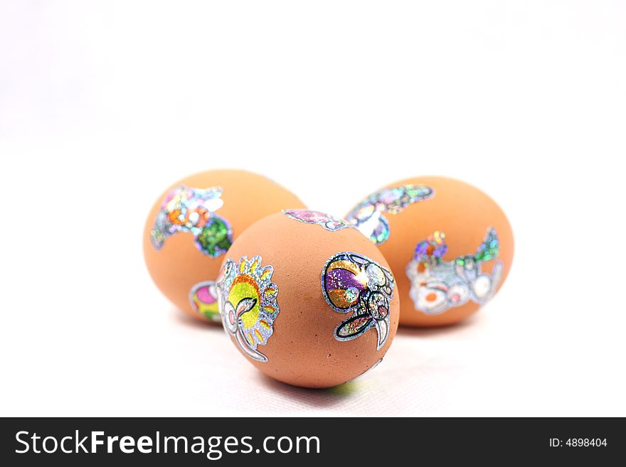 Eggs by Easter