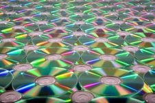 Free CD Texture Stock Photo - 490050