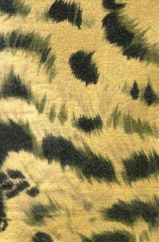 Free Leopard Skin Pattern Stock Image - 490151