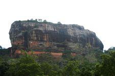 Free Sigiriya Royalty Free Stock Photos - 490848