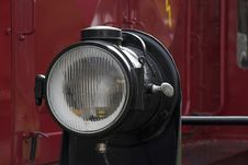 Free Steam-engine Lamp Royalty Free Stock Photography - 491277