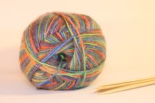 Free Ball Of Wool Stock Photography - 491392