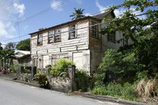 Free Old House In Barbados Royalty Free Stock Photo - 492035