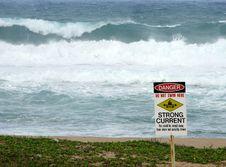 Free No Swimming Here Stock Photo - 494530