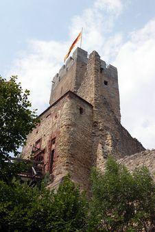 Fortress Roetteln Stock Image