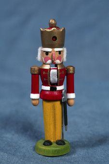 Free Miniature Nutcracker Royalty Free Stock Image - 495106