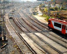 Free Train And Railways Stock Photos - 495443