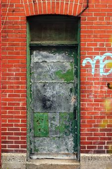 Free Door Royalty Free Stock Image - 495726