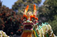 Free Chinese Dragon Stock Images - 496454
