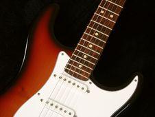 Free Guitar_2 Royalty Free Stock Photos - 497248