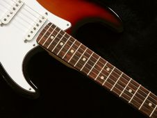 Free Guitar_4 Royalty Free Stock Images - 497249