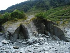 Free Boulders At Franz Josef Glacier Stock Photo - 497710