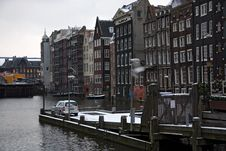 Free Amsterdam 002 Stock Photos - 498793