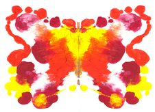 Free Painted Butterfly 2 Stock Photos - 499253
