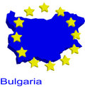 Free Bulgaria Contour Stock Photo - 4904310