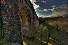 Free The Aqueduct Stock Photography - 4900032