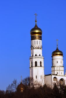 Free Moscow Church Royalty Free Stock Photos - 4900238