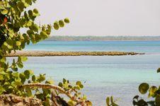 Free Tropical Cuban Beach Stock Images - 4900364
