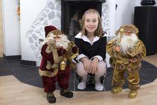 Free Christmas Time Stock Image - 4901011