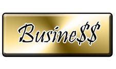 Free Golden Business Button Stock Photography - 4901062
