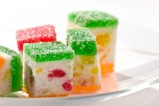 Free Fruit Jelly Stock Photography - 4901102