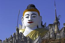 Free Myanmar, Inle Lake: Buddha Images Stock Photo - 4901520