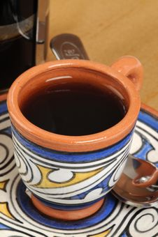 Free Black Coffee Stock Photos - 4902003