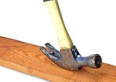 Hammer Pulling Nail