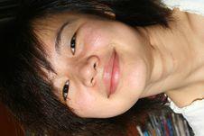 Free Smile Royalty Free Stock Photo - 4902615