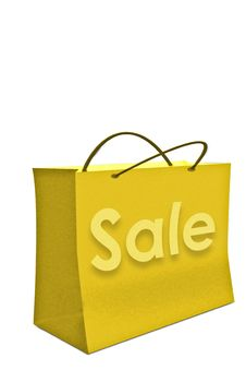 Free Market Shopping Bag Royalty Free Stock Photography - 4902817