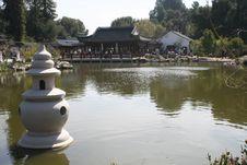Free Water Garden Stock Photo - 4903570