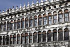 Free Piazza San Marco Building Facade, Venice, Italy Stock Image - 4904581