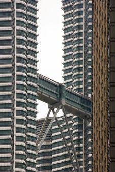 Free Petronas Towers Royalty Free Stock Photo - 4904755