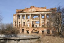 Free Ruins Palace Stock Images - 4905004