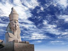 Free Sphinx Royalty Free Stock Image - 4905096