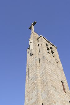 Free Church Tower Royalty Free Stock Photo - 4905505