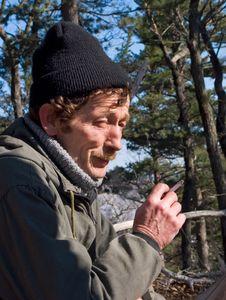 Free Man With Cap 1 Stock Photos - 4906693
