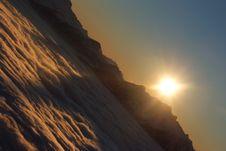 Free Beautiful Sunset Royalty Free Stock Photography - 4907217