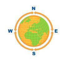 Free Digital Globe Royalty Free Stock Images - 4907579